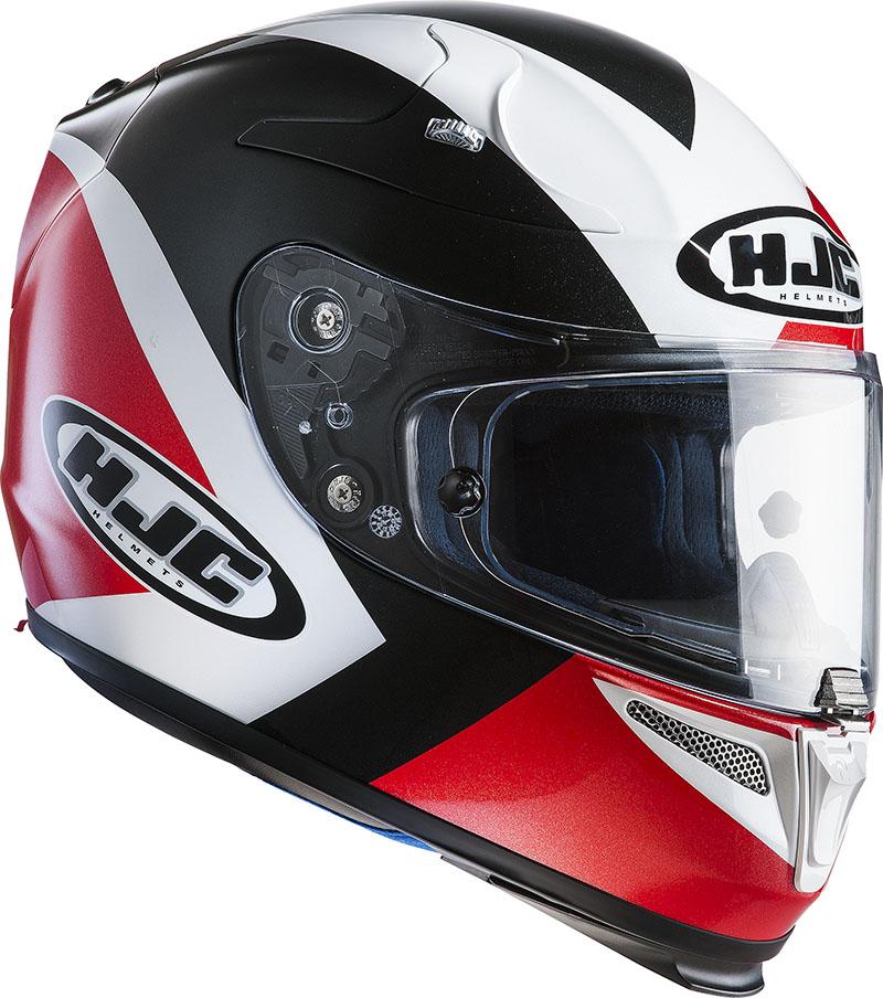 Full face helmet HJC RPHA 10 Plus Ancel MC1