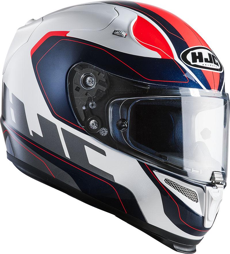 Full face helmet HJC RPHA 10 Plus Assen MC1