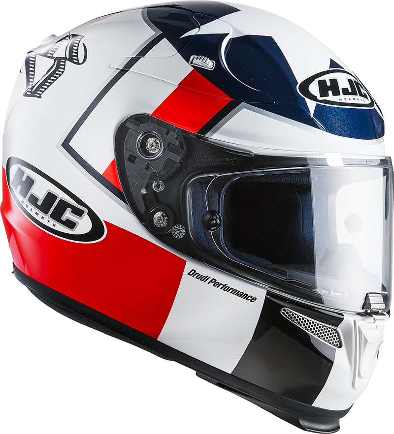 full face helmet hjc rpha 10 plus ben spies mc1 full. Black Bedroom Furniture Sets. Home Design Ideas