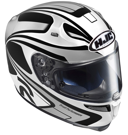 Casco integrale HJC RPHA 10 Plus Zappy MC10