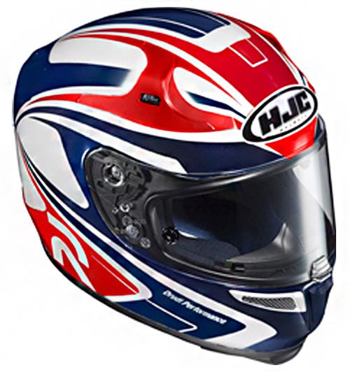 Full face helmet HJC RPHA 10 Plus Zappy MC61