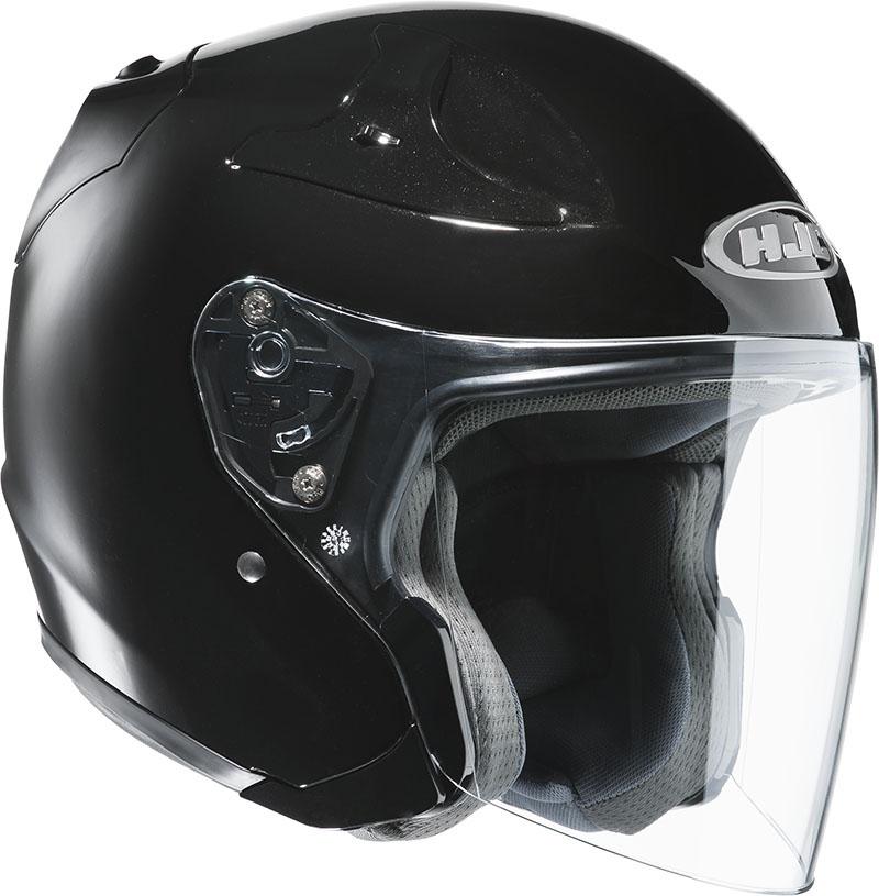 HJC helmet RPHA JET Black