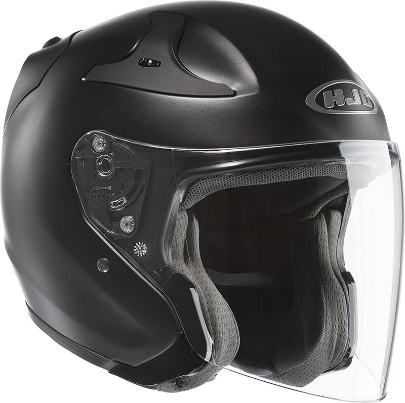 HJC helmet RPHA JET Mat Black