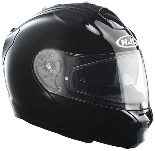 HJC RPHA-MAX flip off helmet Metal Black