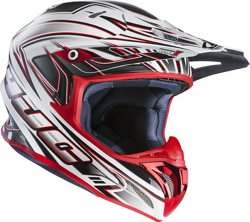 Cross helmet HJC RPHA X Airaid MC1