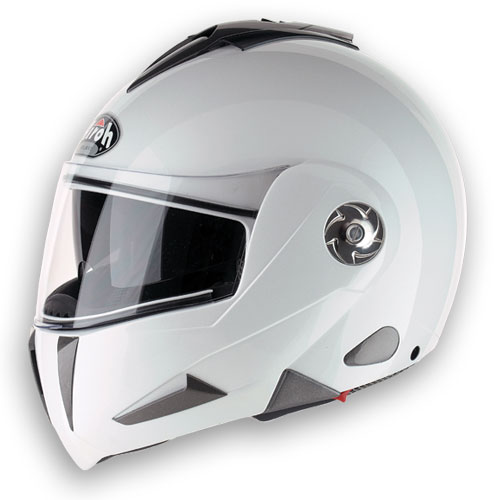 Airoh RR801 Color open-face helmet col. white gloss