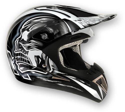 Casco moto cross Airoh Runner X Factor