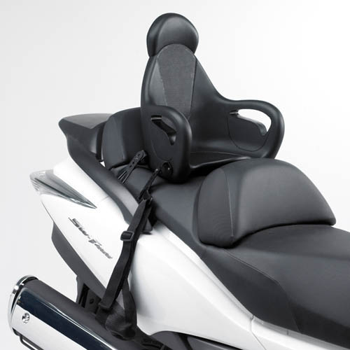 Seggiolino da moto Givi Baby Ride