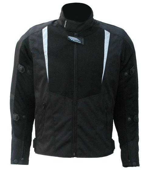 BEFAST Scirocco Textile Jacket - Col. Black