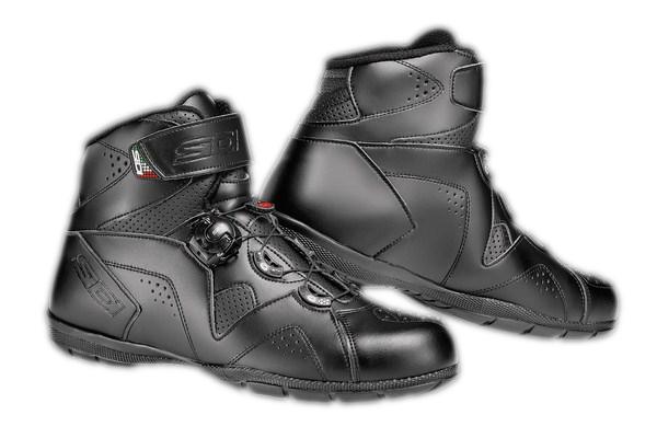 Sidi Nitro touring shoes black