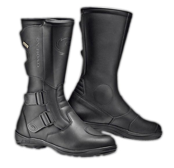 Sidi  On Road Gore touring boots black