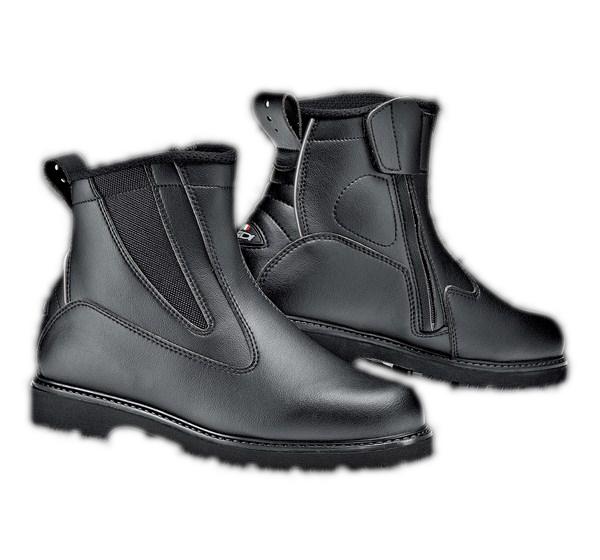 Sidi Street Rain  touring boots black