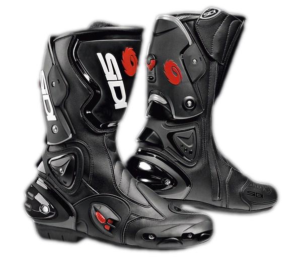 Stivali moto racing Sidi Vertigo nero-neri