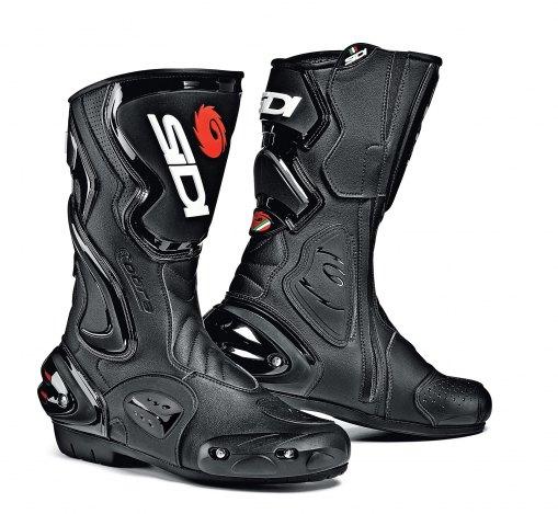 Stivali moto Racing Sidi Cobra neri