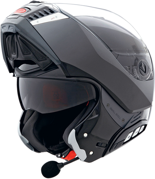 CABERG Sintesi flip-up helmet col. matt black