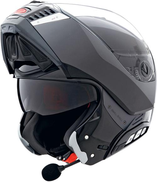 Casco moto Caberg Sintesi nero opaco