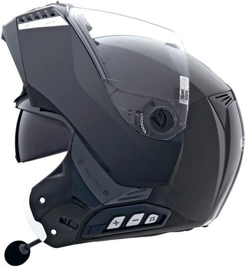 Casco moto Caberg Sintesi nero lucido