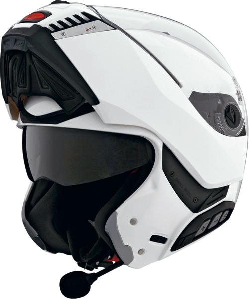 Casco moto Caberg Sintesi bianco
