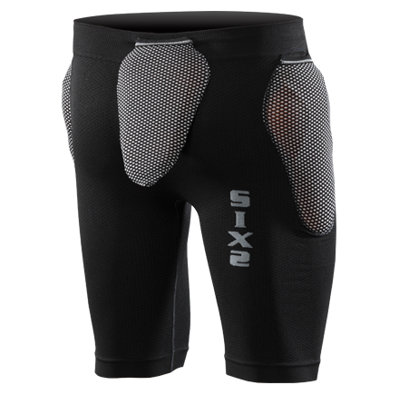 Sixs underwear shorts with protections predisposition