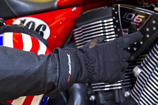 Guanti moto invernali Sky Tour Befast