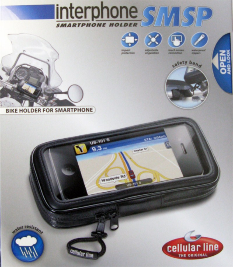 Cellular Line waterproof smartphone holder