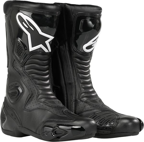 ALPINESTARS S-MX 5 racing boots black vented