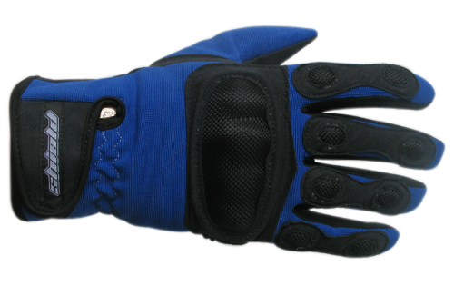 Shield Sum summer gloves Blue