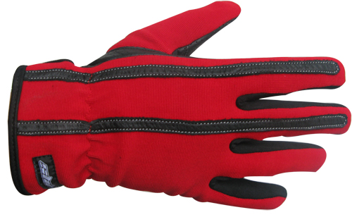 Shield Fast summer gloves Red