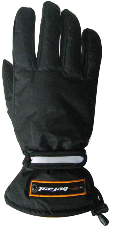 Befast Fast winter gloves Black