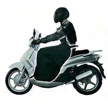 Coprigambe Universale Scooter Ghiaccio Vand