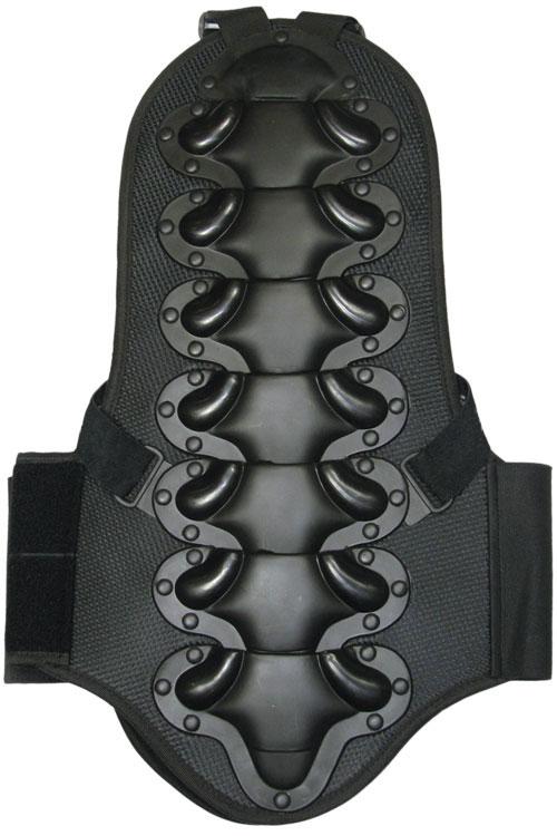 8 vertebrae back support