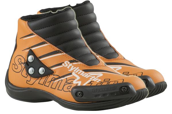 Scarpe  Stylmartin  minimoto bambino Speed JR S1 arancio