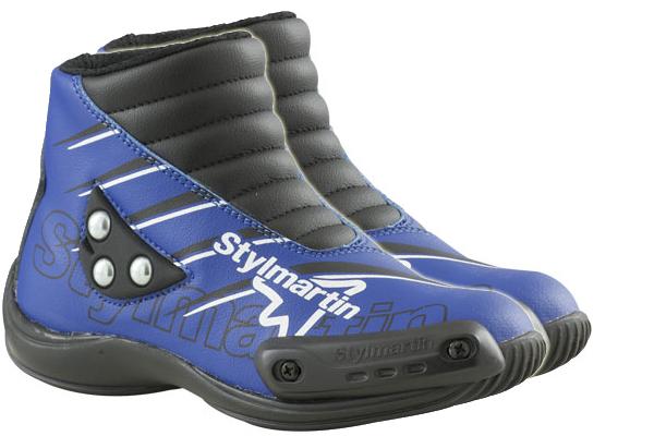 Stylmartin Speed JR S1 kid Minimoto Shoes blue