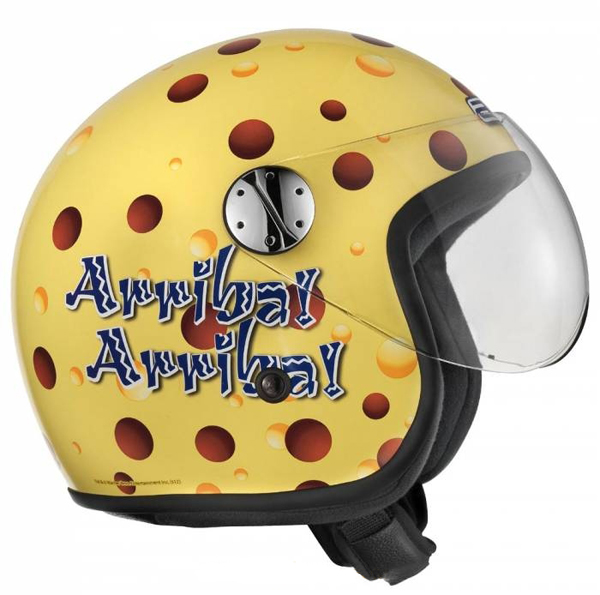 Helmet child Axo Woody Warner Jr Speedy Gonzales