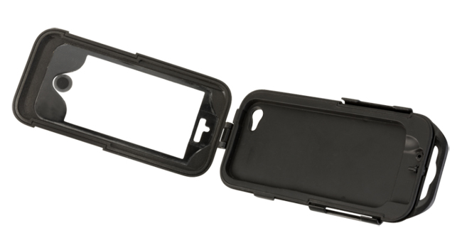 Cellular Line Water resistant iPhone 5 holder for motorcycles