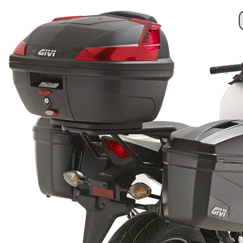 Specific Givi luggage rack for Honda