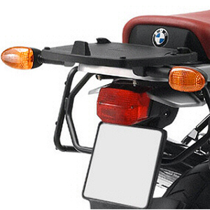 Portapacchi specifico Givi per BMW