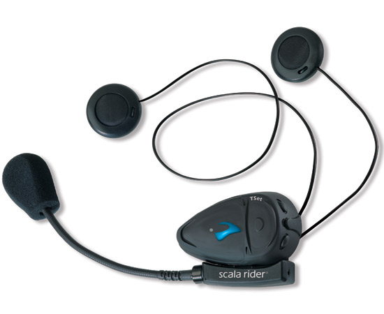 Intercom Cardo Scala Rider Solo for gps phones and music