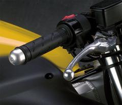 Handlebar for Honda Valter Moto, Silver