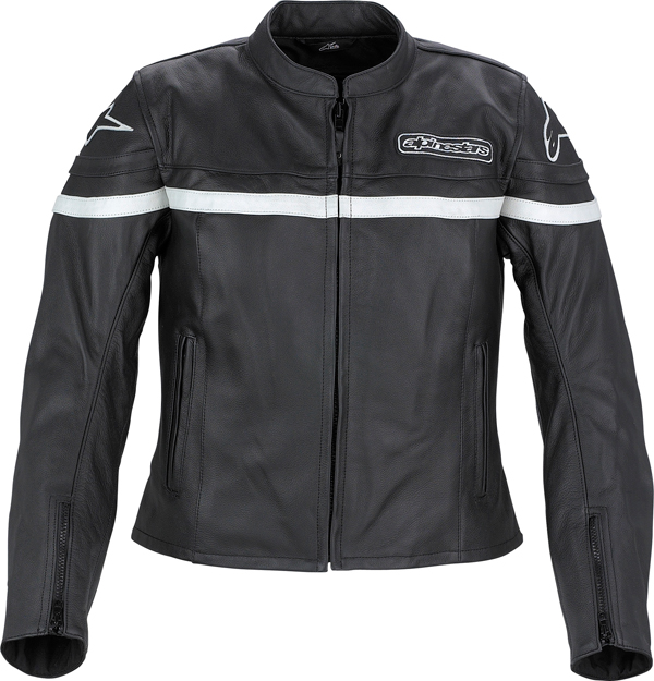 Alpinestars Stella 7-2 women's leather jacket black