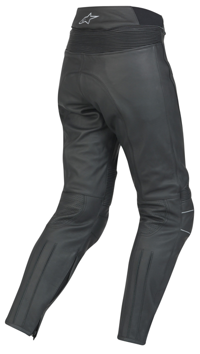 Alpinestars Stella Bat leather women pants black