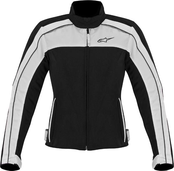 Alpinestars Stella Solaris TX women jacket black-white