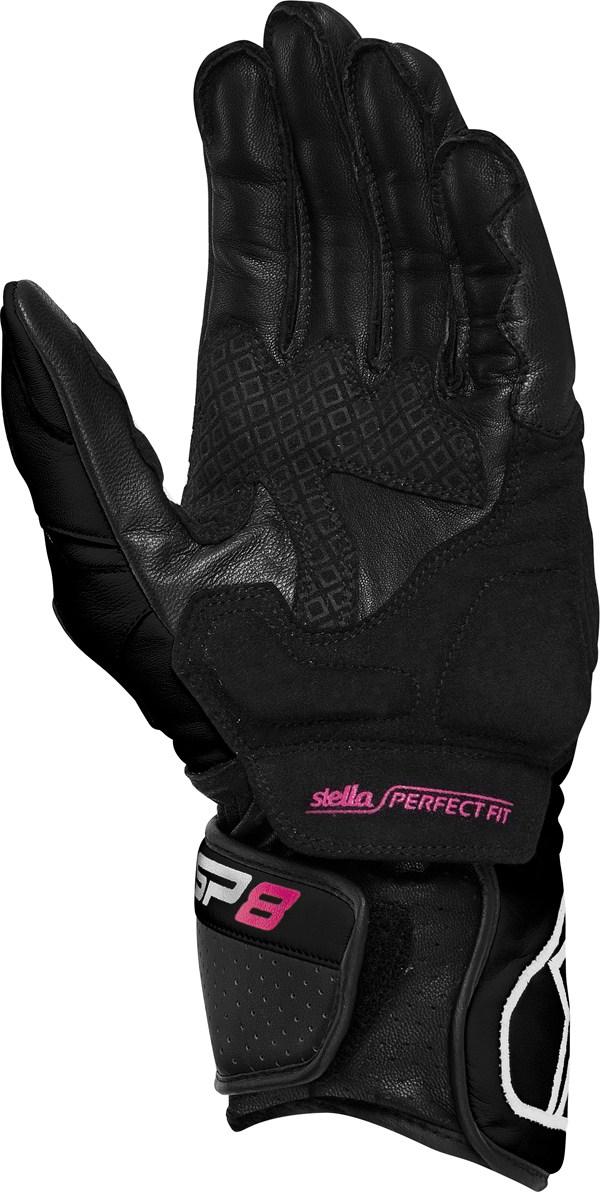 Alpinestars  STELLA SP-8 leather gloves black