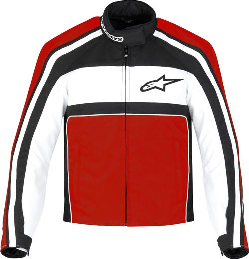Alpinestars Stella T-Dyno Waterproof women jacket black-red