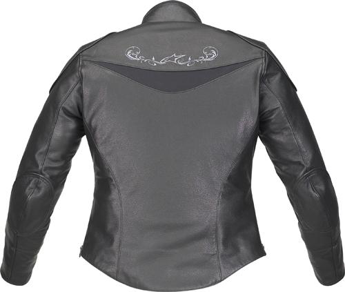 Alpinestars Stella Tyla leather women jacket black