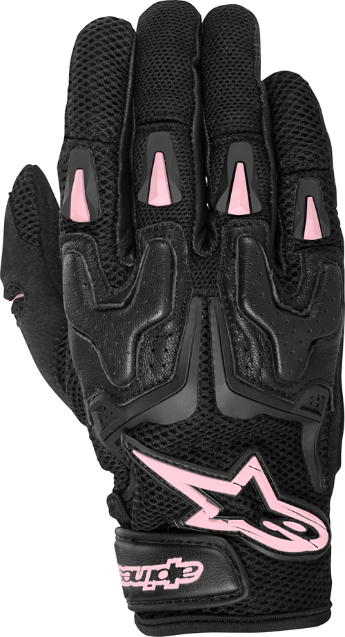 Alpinestars STELLA SMX-3 AIR Gloves black-pink