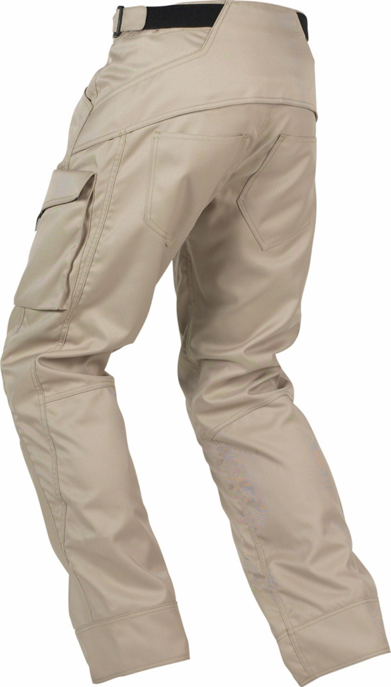 Pantaloni moto Alpinestars Street Cargo sabbia