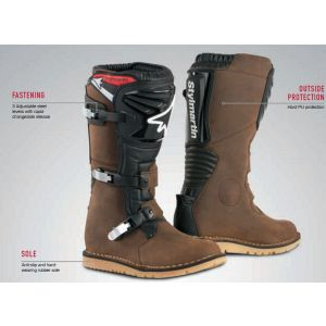 Boots Stylmartin Impact