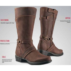 Boots woman fit Stylmartin Megan