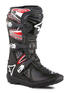 Stylmartin black boots Viper SC